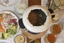 FOOD | Fondue | Hot Pot / Fondue und Hot Pot  Rezepte