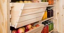 Food Storage Ideas &Tips / Here you will find articles on long-term food storage ideas, food storage organization, food storage containers, food storage ideas for small places, long-term food storage guides, and related information. Best foods   how to store foods   long-term storage foods   shelf life guides   storage containers   food storage organization    food storage recipes...