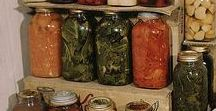 Canning & Preserving / Canning and preserving food at home for beginners and advanced.