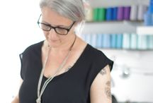 About Catherine Soucy / Learn more about the natural dyeing process, my business and motivations.