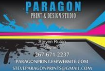 Paragon Print and Design Studio / custom and original screen printing