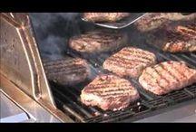Saber Grill Videos