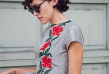 fashion / vintage style swing style retro fashion