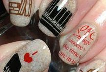 Literary Nail & Body Art / If you love books, let the whole world know! / by New Glarus Public Library