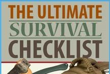 Survival gear / Building a bug out bag?  This board will help you determine which survival items make sense for you!