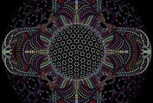 """""""Abstract Plus"""" / """"Photo Art, Computer Art / Digital Graphics, Fractal, Wall Art, 3D"""" & Much More / by """"A Curious Mind"""""""