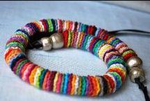 crochet -knitting / crochet my love / by Marianna Karyofylli