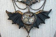 Steampunk - inspiration / Bijoux steampunk