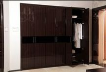 2013 OPPEIN Melamine Wardrobe Model: YG11316 / Bedroom Furniture Item Name: Modern Built-in Swinging Doors Wardrobe | Closet Wardrobe Model: YG11316 Cabinet Material: E0 grade of MDF / Particle Board (Environment-friendly materials) Cabinet Material Finish: Melamine  Dimension Specification: 2700W*600D*2400H
