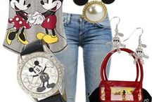 Beauty & Fashion: Disney Style! / Because even a Disney Princess could use a few beauty suggestions every now and then...
