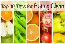 Nutrition / Keep your body healthy by eating the right foods.