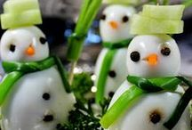 Healthy Christmas / Stay healthy over the holidays.