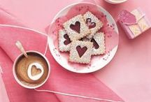 Valentine's Day Recipes ♥ / Our fave recipes for v-day!