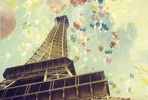 Pariisi / Kuvia ihastuttavasta kaupungista, joka valloittaa sydämen kerta kerran jälkeen