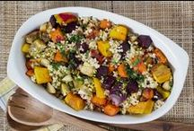 Healthy + Hearty Salad Recipes / Healthy, hearty and delicious salads!