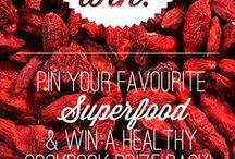 | PIN TO WIN | Healthy Cookbook Prize Pack Contest