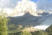 Climbing in The Alps Summer 2014 / Learning technical climbing in the Alps Summer 2014.