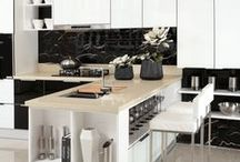 2014 White Metal Foil Kitchen Cabinet OPPEIN Design Wooden Home Accessory