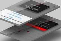Habillage   Skins / Interfaces, logiciels, idées et textures d'affichage graphiques pour une expérience utilisateur unique   Interfaces, softwares and ideas on graphic design and textures for an unique UX. #skins #styledskin