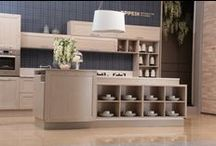 2014 Solid Wood Italy Kitchen Cabinet Luxury Series OPPEIN New Arrival