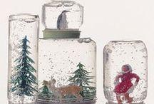 Santa's Workshop / by Vdub McKnottin