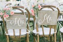 Výzdoba svadobných stoličiek