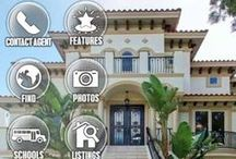 Property SavvyCards / Check out these wonderful properties For Sale in the St. Petersburg, Florida area. By clicking on each Property Pin, you can visit a fully functioning Property SavvyCard and learn all about the property, as well as contact the listing realtor to find out more or schedule a showing.