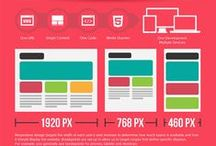 Web Design / Infographs and tips about web design.