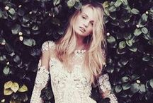 The Wedding Dress / Inspirational Imagery for Brides to be.