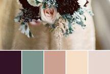 Wedding Color Schemes / Color You Perfect.