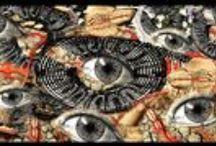 DANILO JANS ART / Opere di DANILO JANS eseguite in tecnica mista. Artista visionario e surrealista italiano,crea i suoi lavori grazie ad un collegamento con universi paralleli ,che lui visita costantemente.Ufologo dal 1971 unisce la sua ispirazione con maestri come LAWRENCE ALMA TADEMA - WINSTON SMITH - RICHARD HAMILTON - MELISSA GABLE - GUY PEELLAERT - NEON PARK.  jjonaband@katamail.com http://danilojansart.blogspot.it/