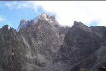 Mount Kenya August 2015 / Rock climbing and scrambling on Mount Kenya and looking for new routes.