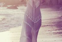 Bohemian fashion ideas | Women's boho clothing