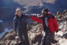 Mount Kenya - Nelion Route  - Feb 2016 / Technical route to the summit of Mount Kenya