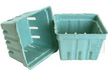 Berry Basket Containers by BCI Crafts / Berry Baskets for weddings, events and gifts.