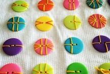 BUTTONS, BUTTONS AND MORE BUTTONS / NAPPEJA MONESSA MUODOSSA