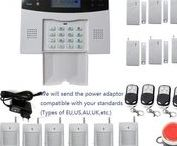 Security & Protection / Home Security gsm Alarm System