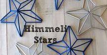 STRAW DECORATIONS / HIMMELI