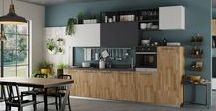 Standard Kitchen - 3.6 meters / Sometimes a magnificent kitchen style can't provide the homey space you are looking for, design of earthy tones seems to be a right option if you're looking for something natural but impressive.