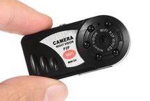 Hidden Mini Camera Spy Mini Camera / 1080p HD mini wireless camera ip camera for iPhone/Android Phone/ iPad Remote View with Motion Detection