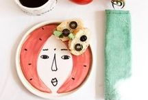 Kitchen and tableware / by Aya Nasu