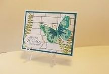 Stampin' Up!® - Sue's camp projects / Projects we created at my monthly camps or classes