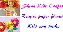 Mother's Day - Kids Crafts / Gifts / Shine Kids Crafts is a shop with creative & cute kids party gifts & kids craft supplies (https://www.shinekidscrafts.com/)