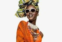 African inspiration / by Marian de Schipper