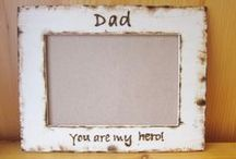 Kids Crafts - Father's Day / 'Shine Kids Crafts' - a shop with special craft supplies / kits at wholesale price https://www.etsy.com/hk-en/shop/ShineKidsCrafts / by Shine Kids Crafts