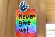 Positive Affirmations / Thoughts / For more positive quotes and videos, please go to my Blog: http://shinekidscrafts.blogspot.hk/search/label/positive%20thinking / by Shine Kids Crafts