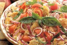 Mediterrán saláták