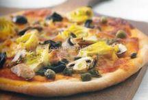 Mennyei pizzák