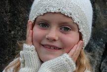 Eplabiter: Accesoiries, handmade with crochet and knitting