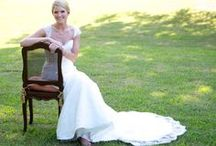 Allison Brechin  / Bridal portraits taken by Arden Photography at Windwood Equestrian. July 2013  / by Windwood Weddings